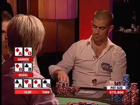 Full Tilt Poker - Million Dollar Cash Game - Season 1 Episode 3
