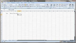 What is Excel and How to use it?