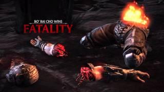 Mkx Bo Rai Cho gameplay (No Commentary)