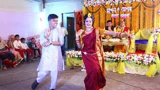 dhakai sharee holud dance