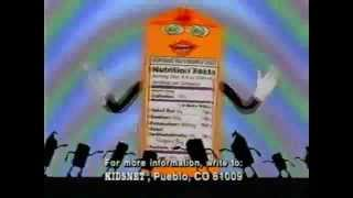 Curious George - FDA Commercial (1995)