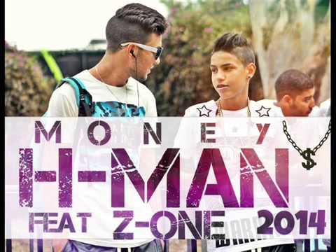 H-Man money officiel video