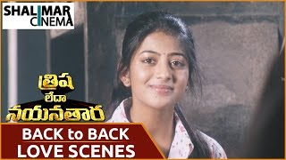 Trisha Leda Nayanthara Movie || Back To Back Love Scenes  || Shalimarcinema