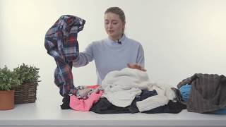Guide: Sådan vasker du dit tøj