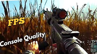 Top 10 Console Quality FPS Games For Android 2018 HD