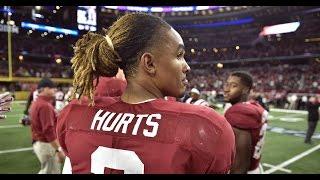 Jalen Hurts - Alabama Freshman QB -