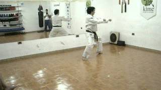 karate do shorin riu shizen kan//kata kusan kusho