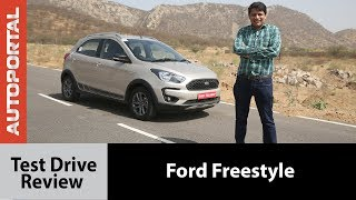 Ford Freestyle Test Drive Review - Autoportal