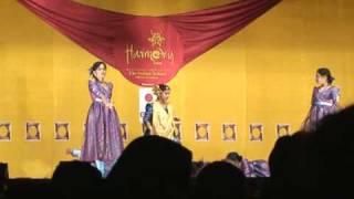 Rohit's dance @ Harmony 2008