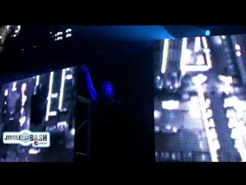 Avicii Live at B96 Jingle Bash Chicago 14 12 2013