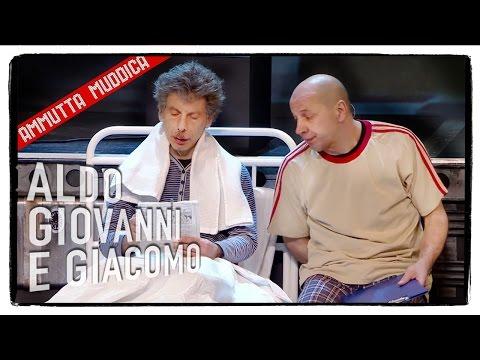 Ospedale 1 di 3 Ammutta Muddica Aldo Giovanni e Giacomo