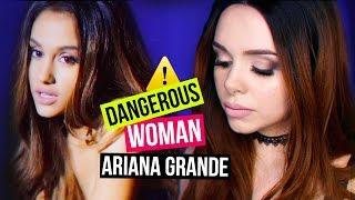 ARIANA GRANDE - DANGEROUS WOMAN - Visual 1 - Makeup Tutorial