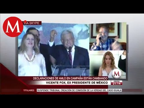 Xxx Mp4 Si Sirve A México Renuncio A Mi Pensión Vicente Fox 3gp Sex