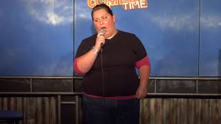 Stand Up Comedy By Jessi Campbell - Lessons About Sleep Apnea and Dieting  (Stand Up Comedy)