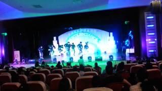 Amezing dance by sahil khan n s.o.d group