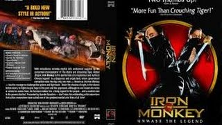 The Iron Monkey (1993) with Donnie Yen, Jean Wang, Rongguang Yu Movie