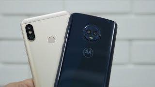Best Mid-Range Smartphone Camera Moto G6 vs Redmi Note 5 Pro
