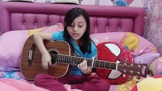 Akhiri penantianku _alyssa guitar cover