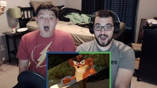 Reaction: Death Battle: Crash VS Spyro
