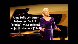 Anne Sofie von Otter: The complete