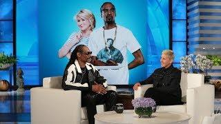 Snoop Dogg on Staying at Martha Stewart