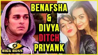 Divya Agarwal PARTIES With Benafsha Soonawalla After BREAKING UP With Priyank Sharma | Bigg Boss 11