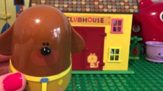 Hey Duggee Clubhouse Toy Unboxing