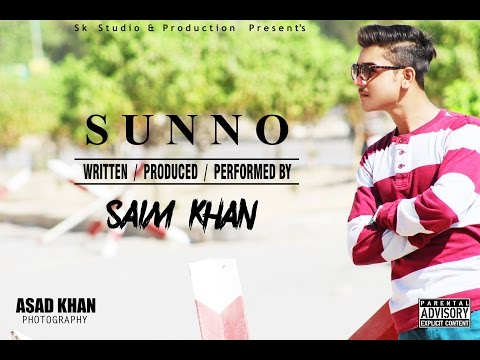 Sunno by Saim Khan || Official Video || Urdu Rap || Pakistan || ****EXPLICIT****