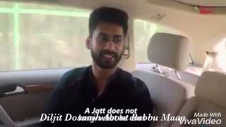 Babbu Maan Reply To Diljit Dosanjh And Joginder Bassi 2016 Chandigarh Live
