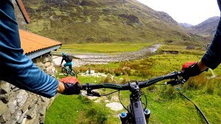 EXERCISING OUR RIGHT TO ROAM | Mountain Biking Morvich Part 1 with McTrail Rider
