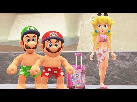 Xxx Mp4 Super Mario Odyssey Mario Amp Luigi Walkthrough Part 8 3gp Sex