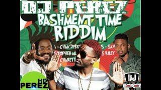 BASHMENT TIME RIDDIM VIDEO MIX | DJ PEREZ FT CHRIS MARTIN, KONSHENS, CHARLY BLACK, SHENSEEA, TARRUS