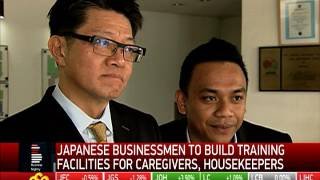 Japanese businessmen to build training facilities for caregivers, housekeepers