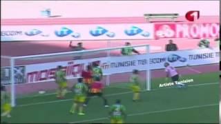 اهداف الترجي ضد مستقبل المرسي من صفحة الدوري التونسي