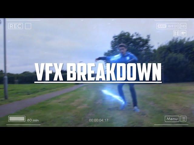 The Flash Effect - A VFX Breakdown