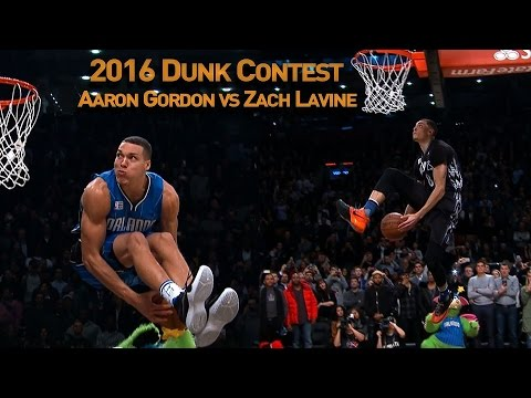 Zach LaVine and Aaron Gordons AWESOME