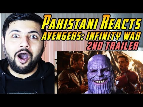 Xxx Mp4 Pakistani Reacts To Avengers Infinity War Official Trailer 3gp Sex
