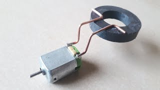 Magnet Using Free Energy Generator