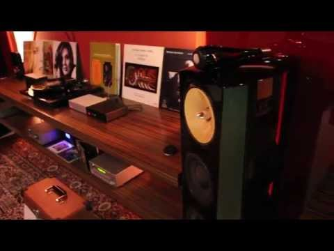 Rega, B&W 804 Diamond, Cyrus amplification
