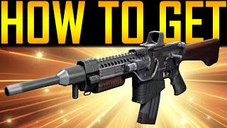 Destiny - HOW TO GET KHVOSTOV! EXOTIC QUEST!
