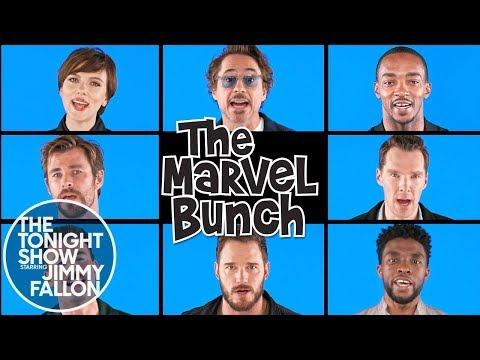 Xxx Mp4 Avengers Infinity War Cast Sings The Marvel Bunch 3gp Sex