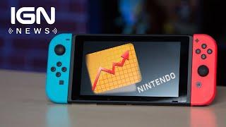 Nintendo Market Value Has Climbed Above Sony - IGN News