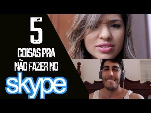 Xxx Mp4 5 Coisas Pra Não Fazer No Skype DESCONFINADOS 3gp Sex