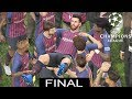 UEFA Champions League 2018/2019 FINAL ( Manchester City vs Barcelona FC ) Gameplay PC