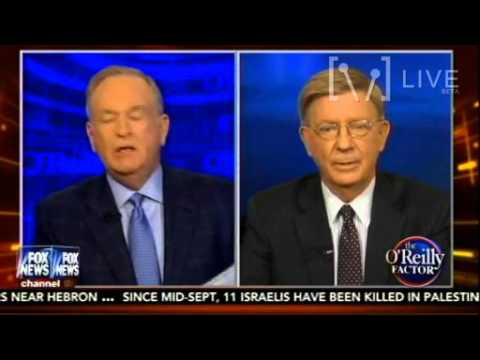 Bill O Reilly To George Will You re a HACK SpArKs EvErYwHeRe