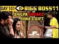 Download Video Download Shilpa BREAKS Hina's Precious GIFT | Bigg Boss 11 Day 101 | 10th January 2018 Full Episode Update 3GP MP4 FLV