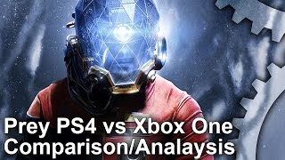 Prey First Look: PS4/Xbox One Graphics Comparison + Frame-Rate Test