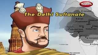 Delhi Sultanate | History of India in English | Indian History | History of India Documentary