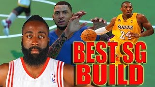 NBA 2K16 TIPS - Secret To Making The Best SHOOTING GUARD | Speed Boost + dominate MY PARK