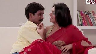 Hot Wife with School Boy -  Suresh Menon Comedy - Aadmi Heera Hai